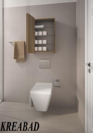 badmöbel 3m2, Badezimmer ideen