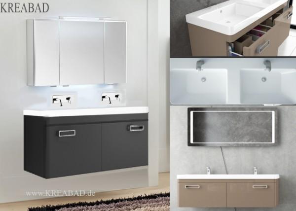 badmobel doppelwaschbecken, krea - aletta doppelwaschbecken badmöbel doppel waschbecken, Design ideen