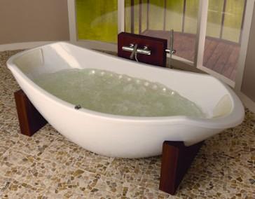 Badewanne freistehend 2 personen  Badewannen, Whirlpool, Spa, Sauna, Wcs, Duschkabinen, Duschwannen ...